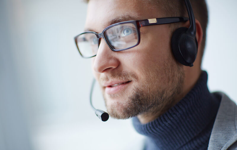 Help Desk Professional training for a remote customer service job.